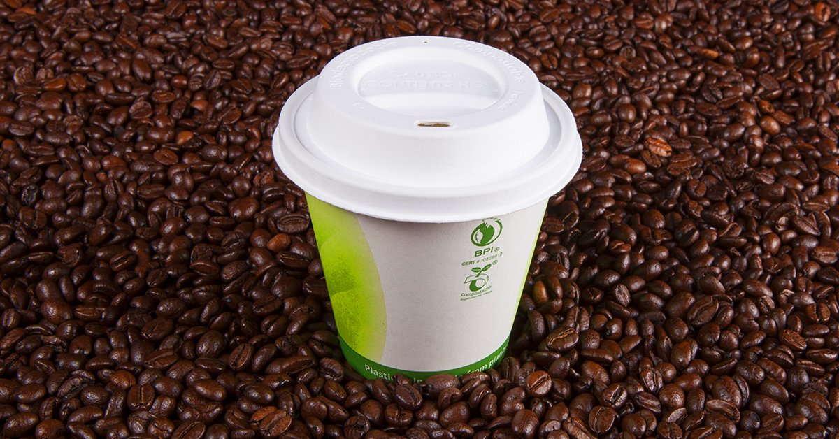 BioPBS Paper Cups - Now Available