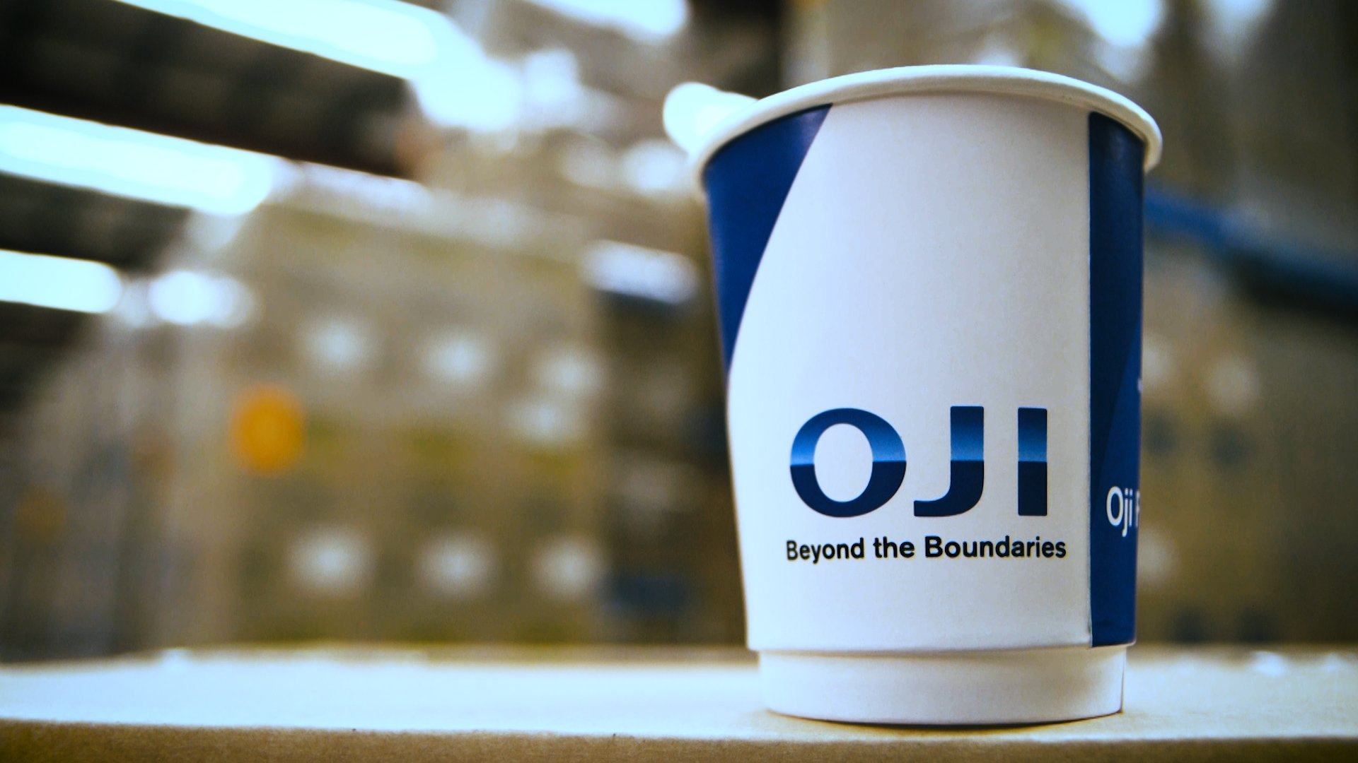 Oji Fibre Solutions Makes Paper Cups