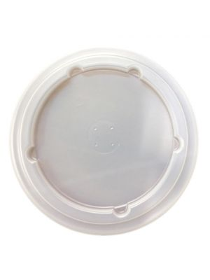 210IS Ice Cream Lid - Clear
