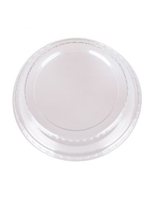 92mm Portion Lid - Clear