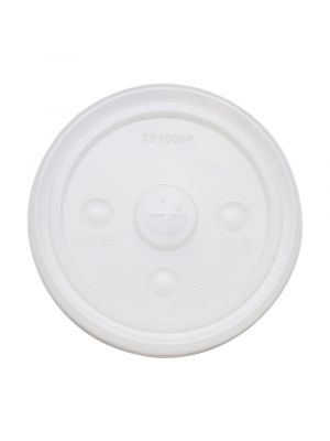 105mm Cold Flat Lid - Natural