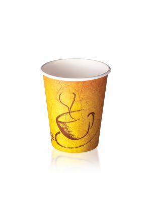 12oz Single Wall Hot Cup - Soho