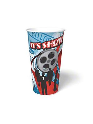 32oz Cold Cup - Showtime