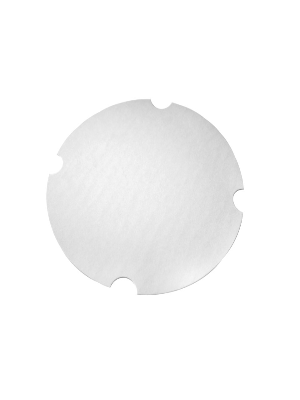 Bucket Lid - White Paper